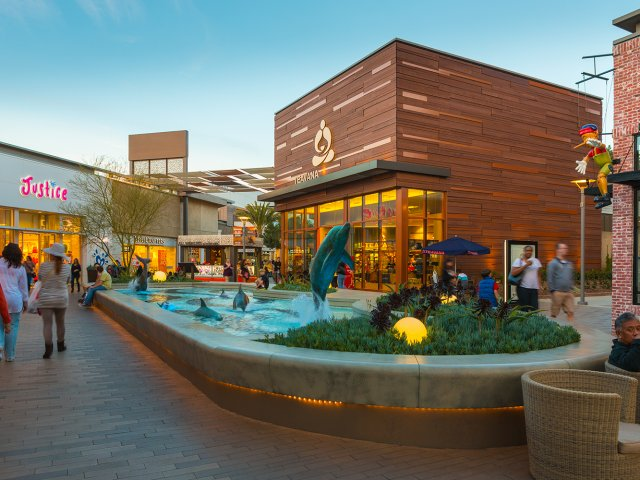Shopping Westfield UTC em San Diego na Califórnia