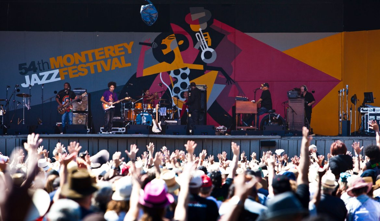 Monterey Jazz Festival na Califórnia