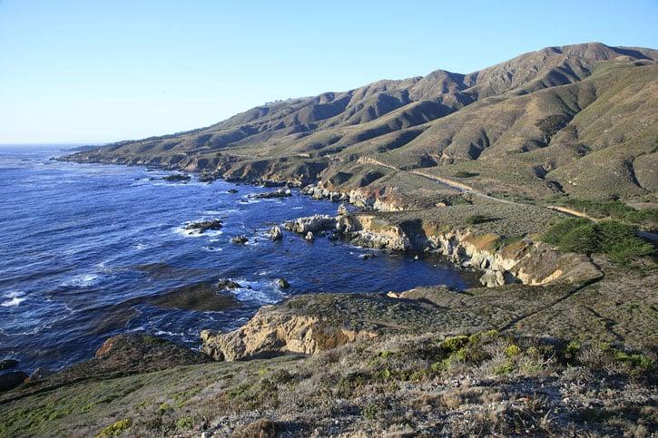 Como visitar o Garrapata State Park em Carmel Monterey na Califórnia