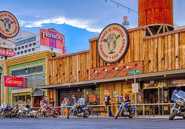 Bar Hogs & Heifers em Las Vegas