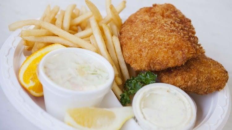 Os melhores fish 'n' chips de Los Angeles na Califórnia
