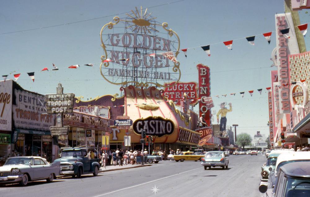 Las Vegas 1962