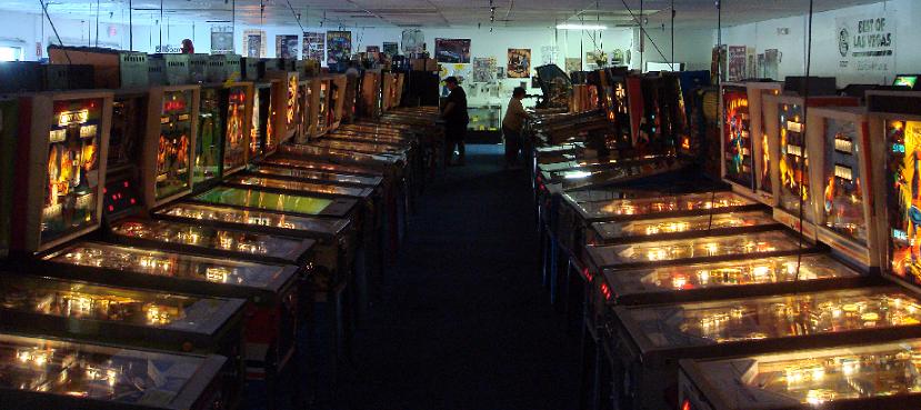 Museu do Pinball
