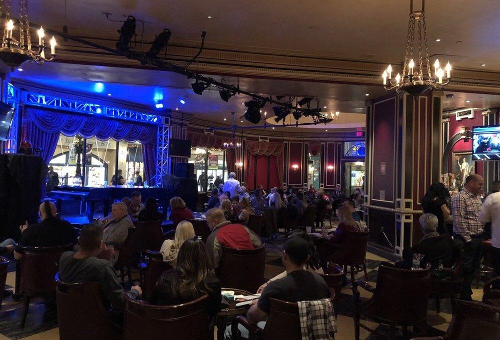 Napoleon's Piano Bar em Las Vegas