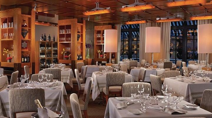 Restaurante Michael Mina em Las Vegas
