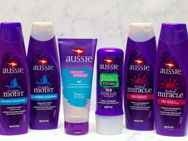 Onde comprar produtos Aussie Moist de cabelos em Las Vegas