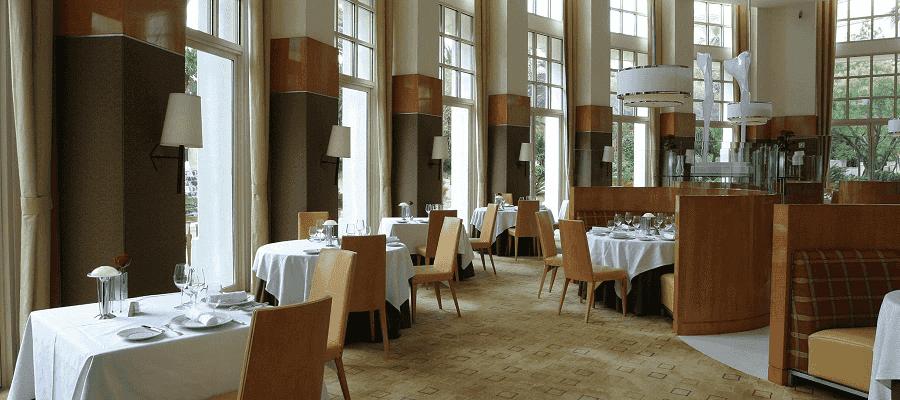 Restaurante Aureole no Mandalay Bay: A maior torre de vinho