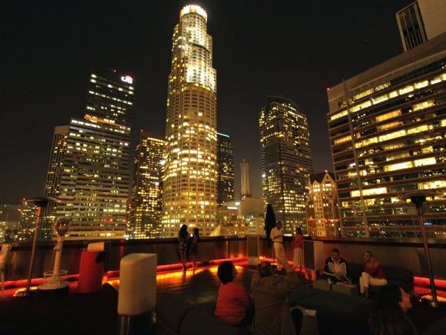 Bares legais em Los Angeles