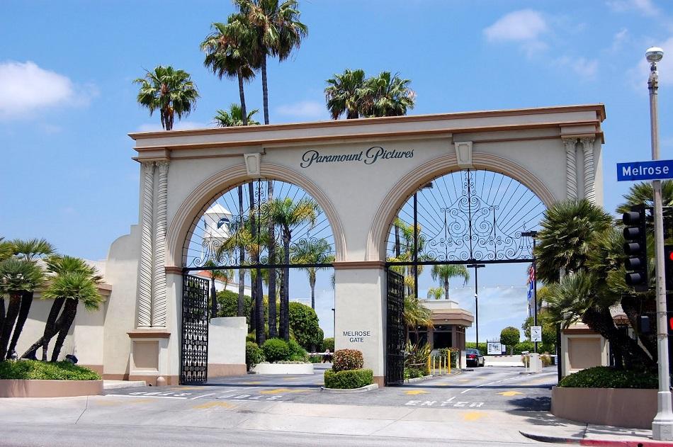 Paramount Studios em Los Angeles