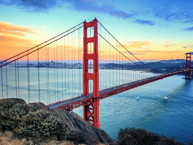 Remessas internacionais para Califórnia