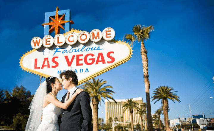 Lojas de vestido de noiva em Las Vegas