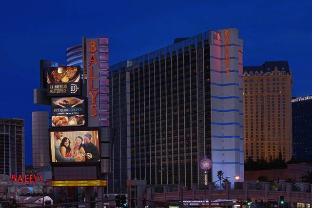 Bally's Hotel e Casino em Las Vegas