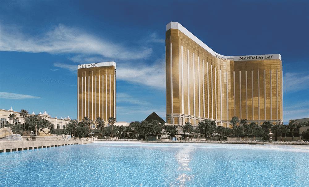 Moorea Beach Club em Las Vegas