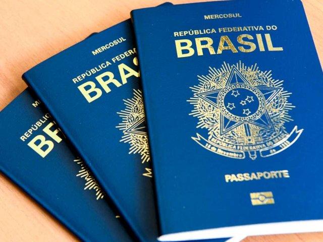 Mudanças no novo passaporte brasileiro