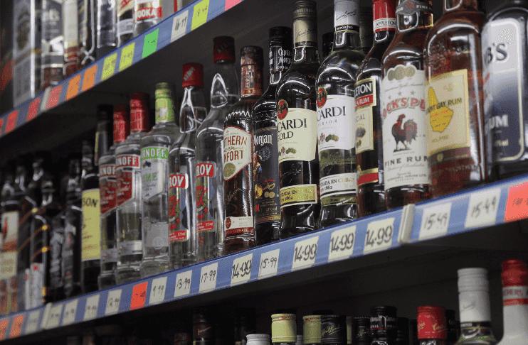 Onde comprar bebidas em Las Vegas