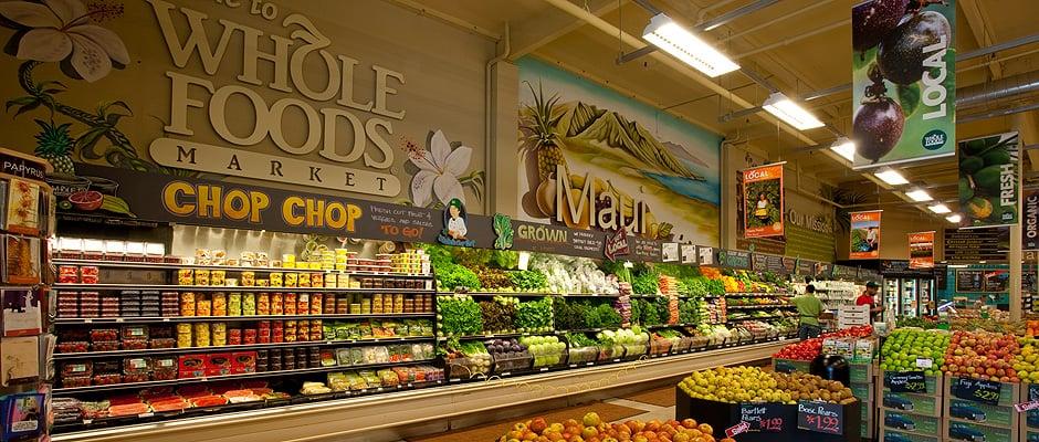 Supermercado Whole Foods em Las Vegas