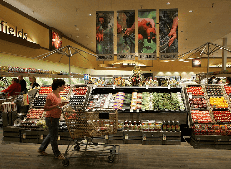 Supermercado Safeway em Los Angeles