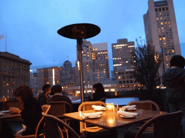 Restaurante Cheesecake Factory em San Francisco