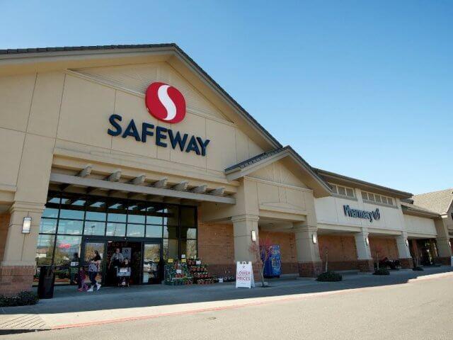 Supermercado Safeway em Los Angeles