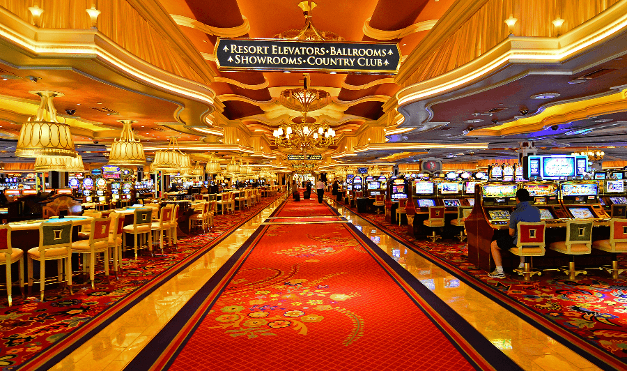 Cassino Wynn em Las Vegas
