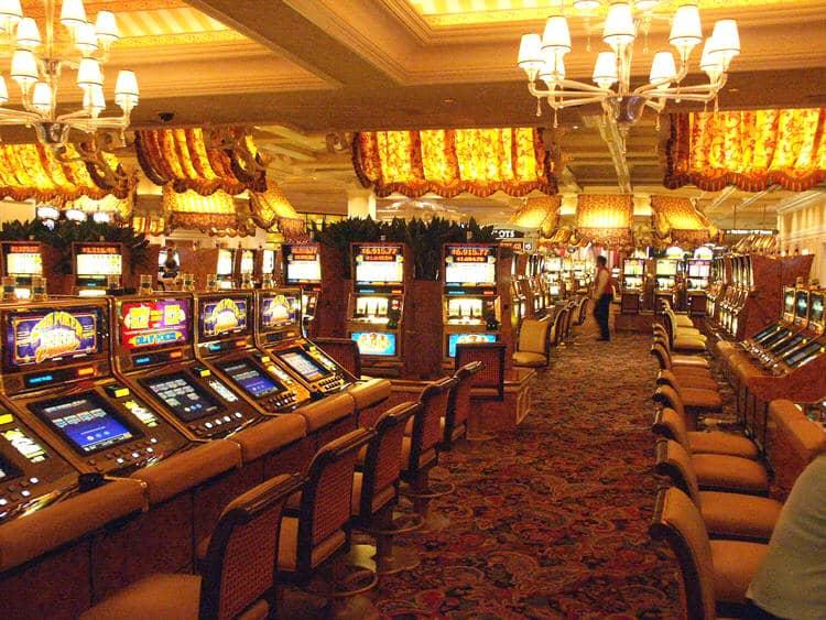 Cassino Bellagio em Las Vegas