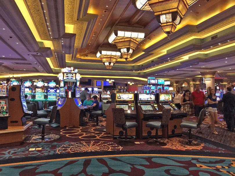 Cassino Mandalay Bay em Las Vegas