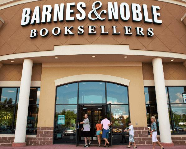 Livraria Barnes & Noble em Las Vegas
