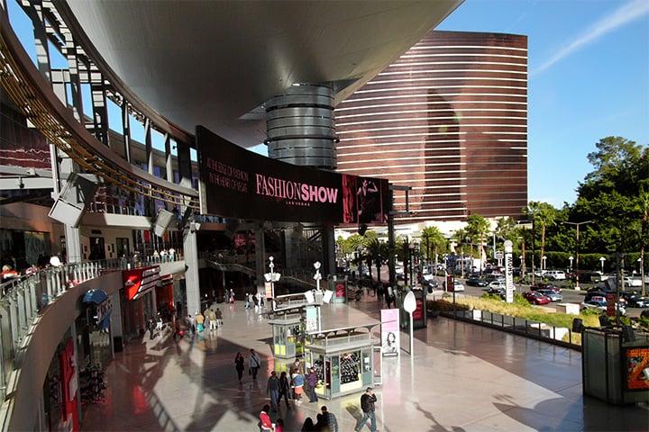 Shopping Fashion Mall em Las Vegas