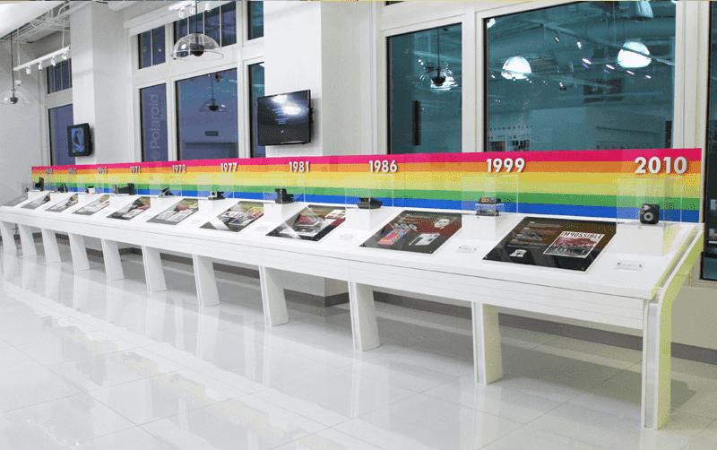 Museu Polaroid Fotobar em Las Vegas