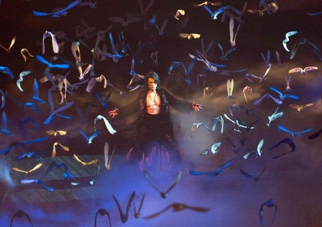 Show MINDFREAK do Criss Angel no Planet Hollywood