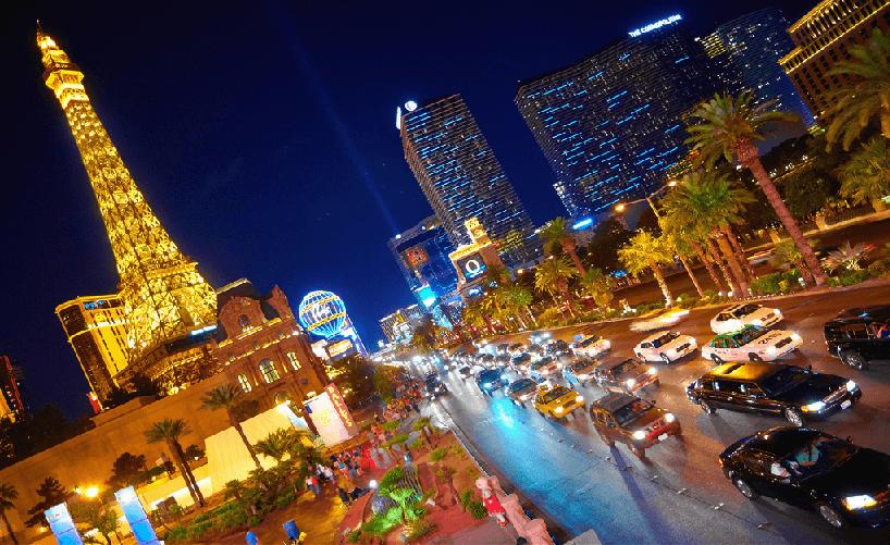 10 destaques em Las Vegas