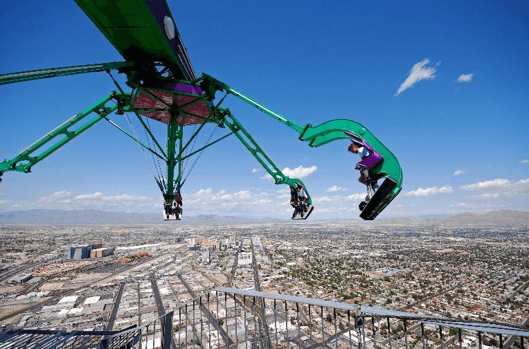 Stratosphere em Las Vegas