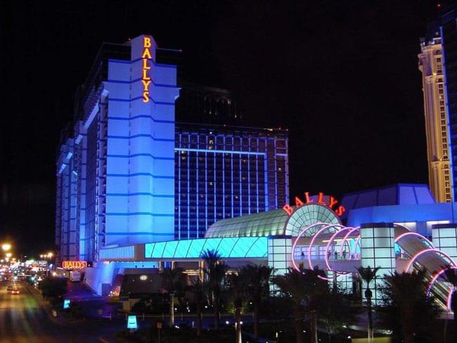 Hotéis-cassinos antigos em Las Vegas