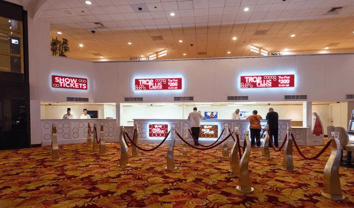 Ingressos de espera em Las Vegas