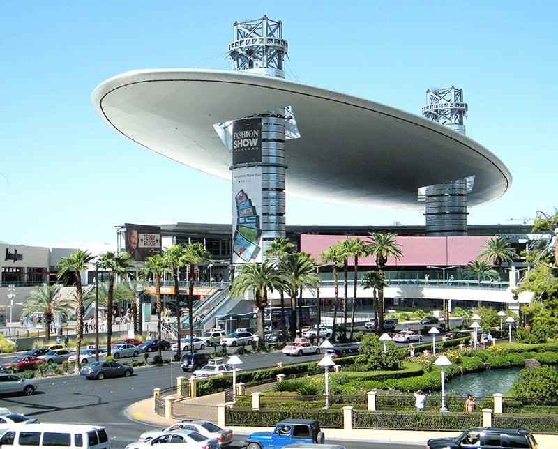 Fashion Show em Las Vegas