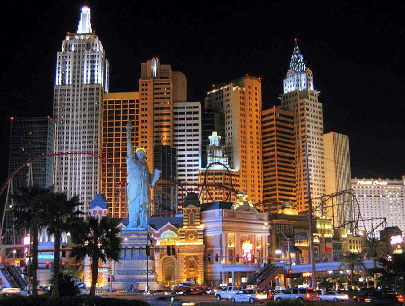 Hotel e Cassino New York-New York em Las Vegas