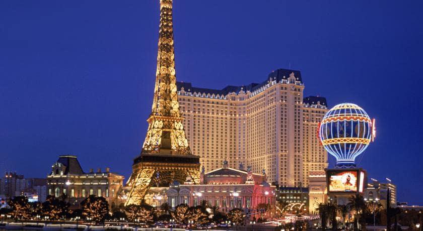 Hotel e Cassino Paris Las Vegas