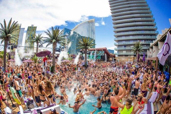 Pool Parties em Las Vegas