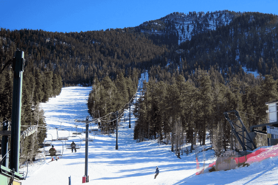 Dicas para esquiar em Las Vegas