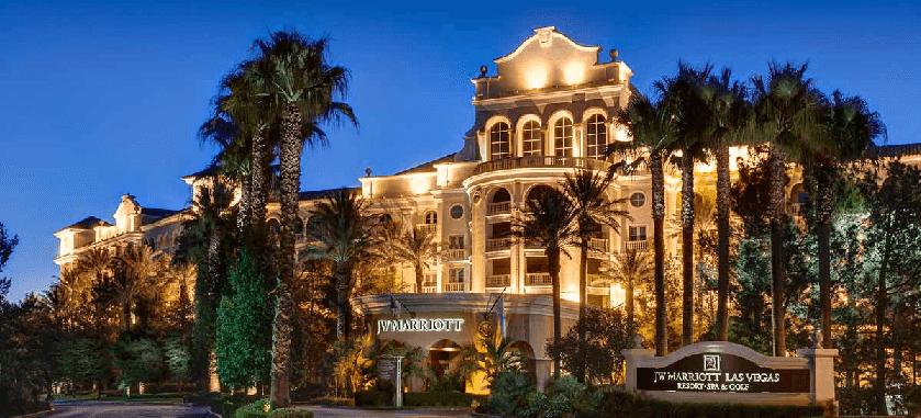 Cassino Rampart em Las Vegas
