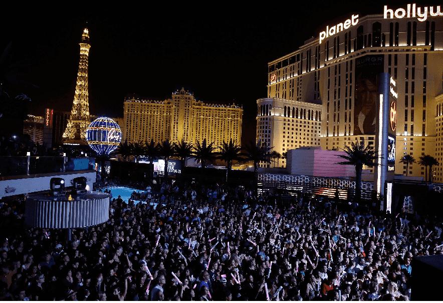 Shows residentes em Las Vegas