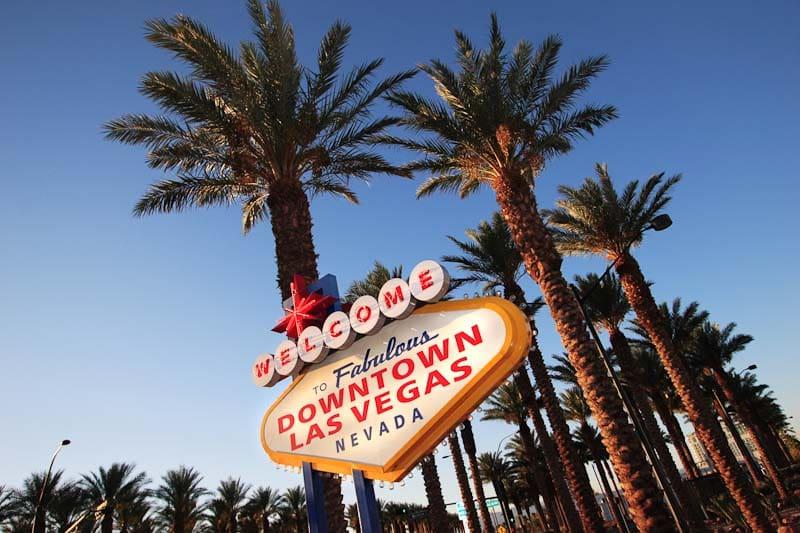 10 destaques no centro de Las Vegas