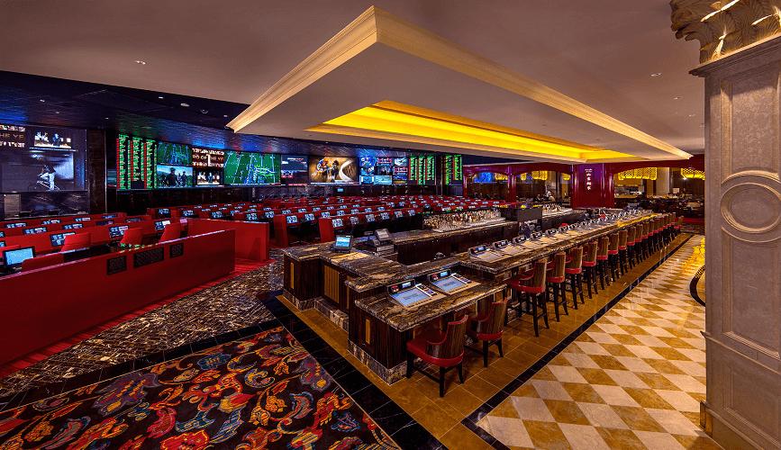 Cassino do Venetian em Las Vegas
