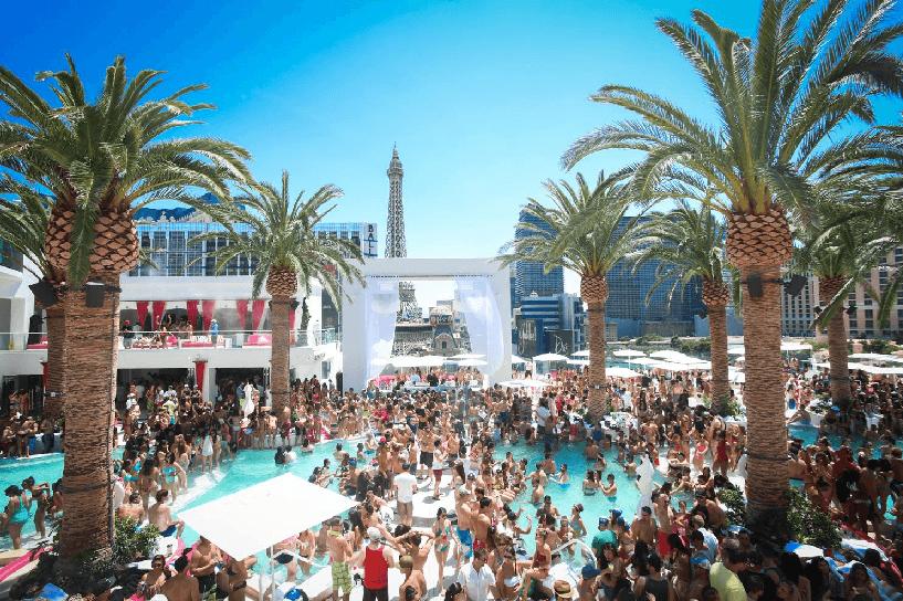Balada Drai's em Las Vegas