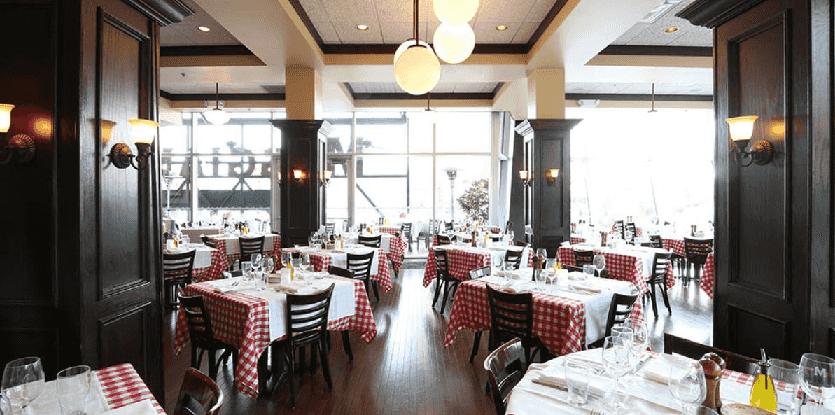 Restaurante Maggiano's em Las Vegas