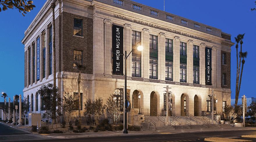 MOB - Museu do Crime em Las Vegas