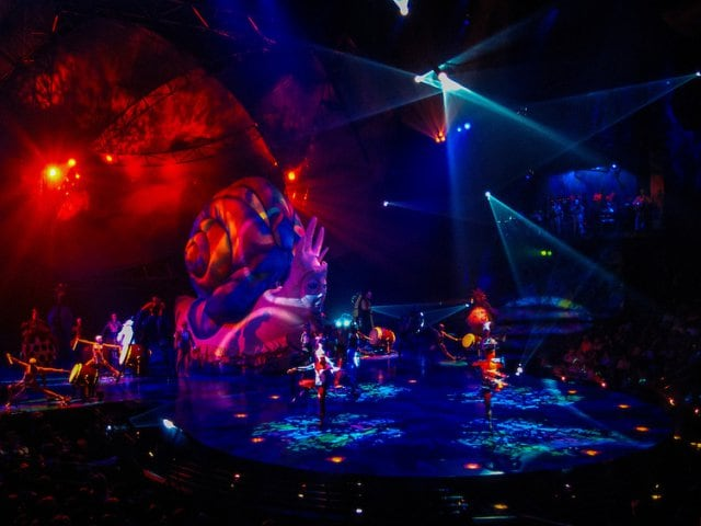 Shows do Cirque du Soleil em Las Vegas