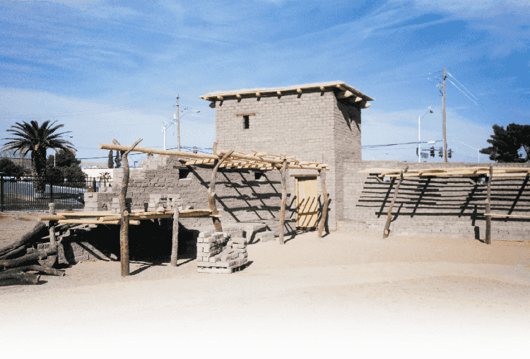 Old Las Vegas Mormon Fort Historic State Park