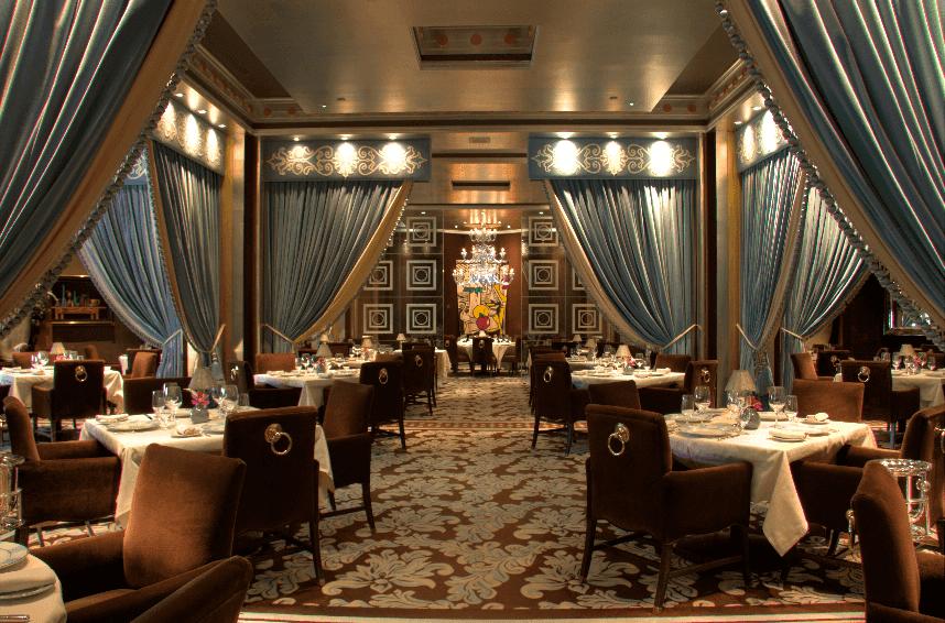 Restaurante Prime Steakhouse em Las Vegas