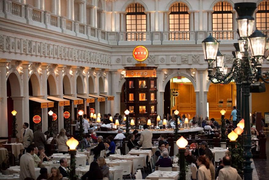 Restaurantes do Venetian em Las Vegas